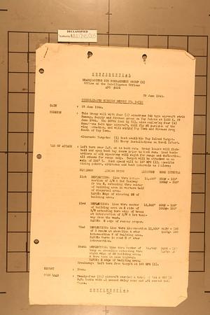 5th BG June 28, 1944