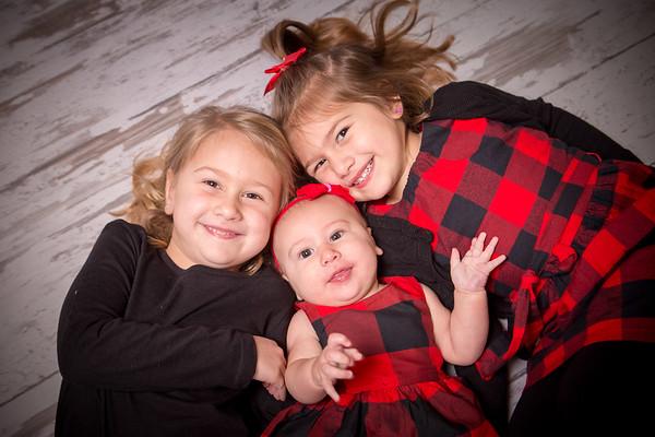 Platte Girls Christmas 2018