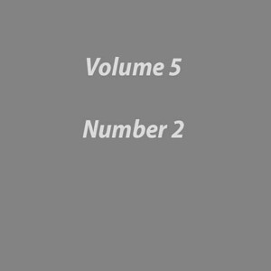 Volume 5 Number 2