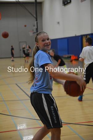 Giving Back Baskeball 2015