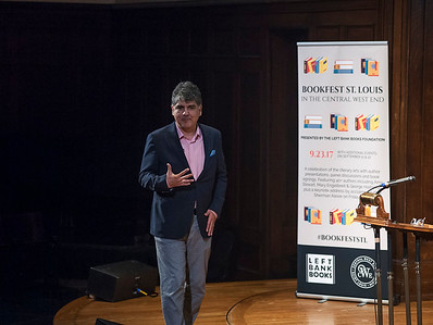 BookFest St. Louis: An Evening with Sherman Alexie
