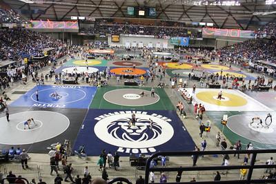 Mat Classic XXIII - Feb 18-19 State Championship