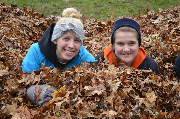 Rent-A-Youth Leaf Raking