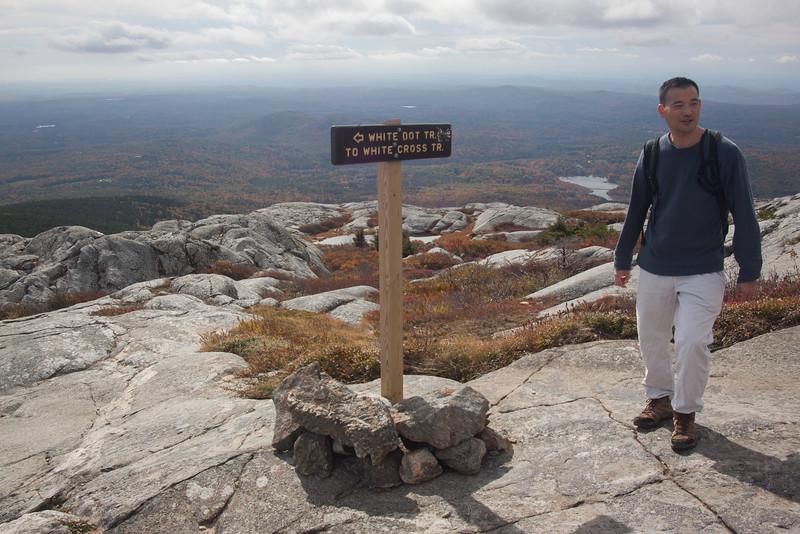 Peter near the summit.jpg