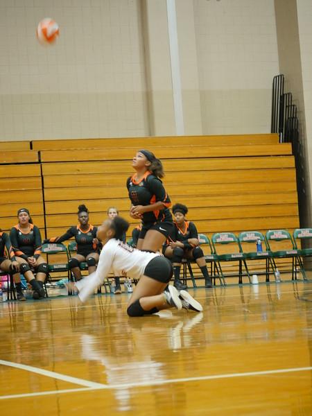 ECHS Volleyball 8/23/18