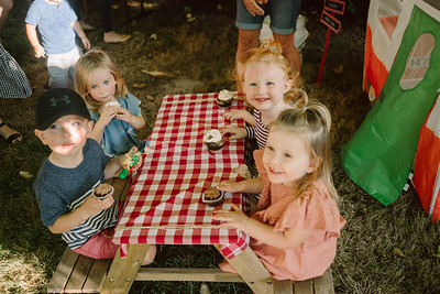 Thea & Lucy's Birthday Party 2019