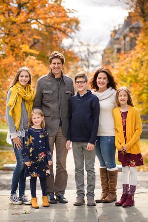 Lentz Family Portraits