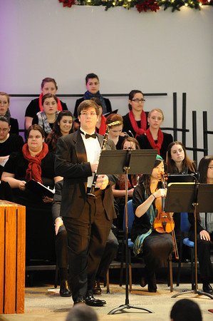 Concordia Candlelight Service 2013