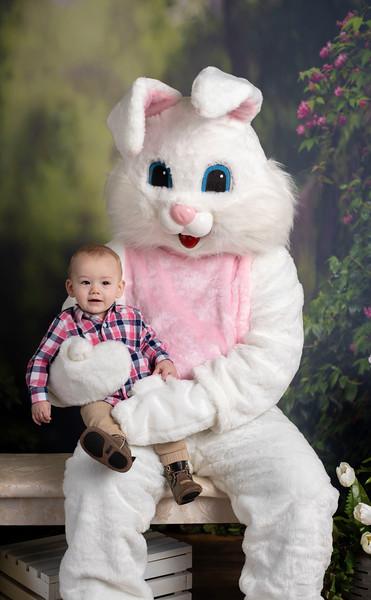 Colson   Easter Bunny