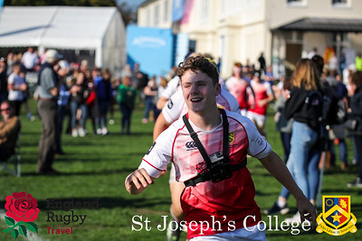 Match 15 - John Fisher School v St Joseph's College