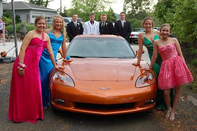 2010 TDW Prom Pics