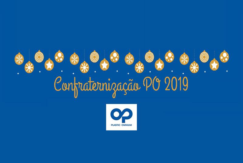 Confraternização PO 13.12.2019