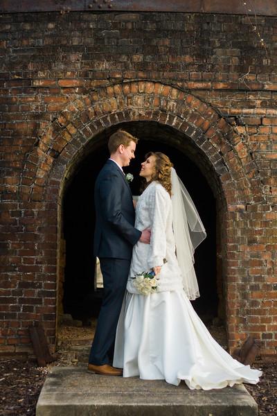 Emily & Zack. Married