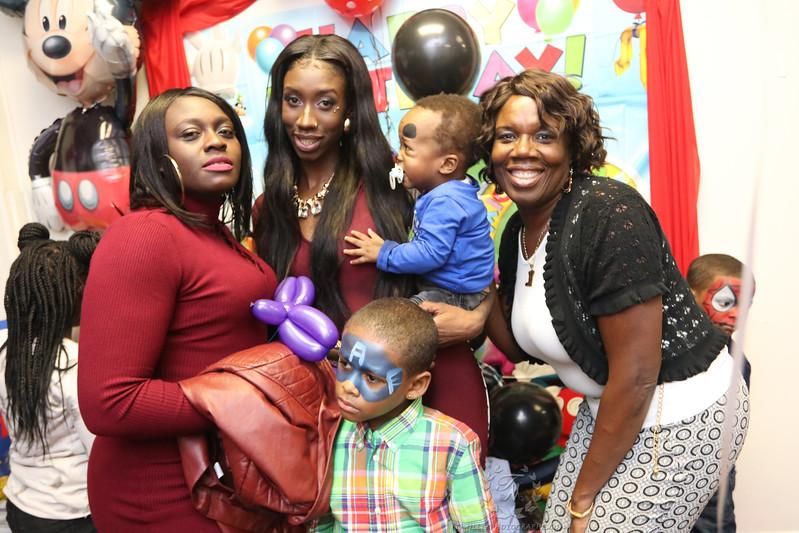 BABY KJ !ST BIRTHDAY PARTY