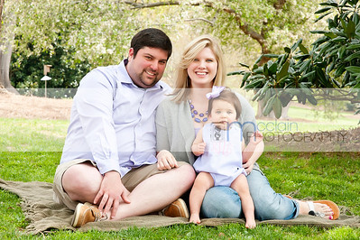 Anderson Family -  Ryleigh's One!