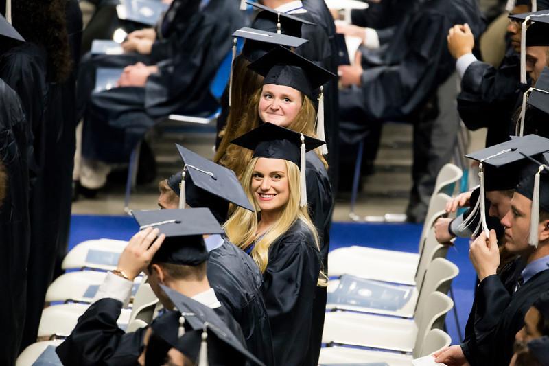 Sarah's PSU Graduation