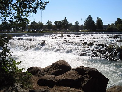 Idaho Falls and Craters of the Moon
