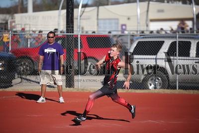 2017 Ozona Middle School Track Meet