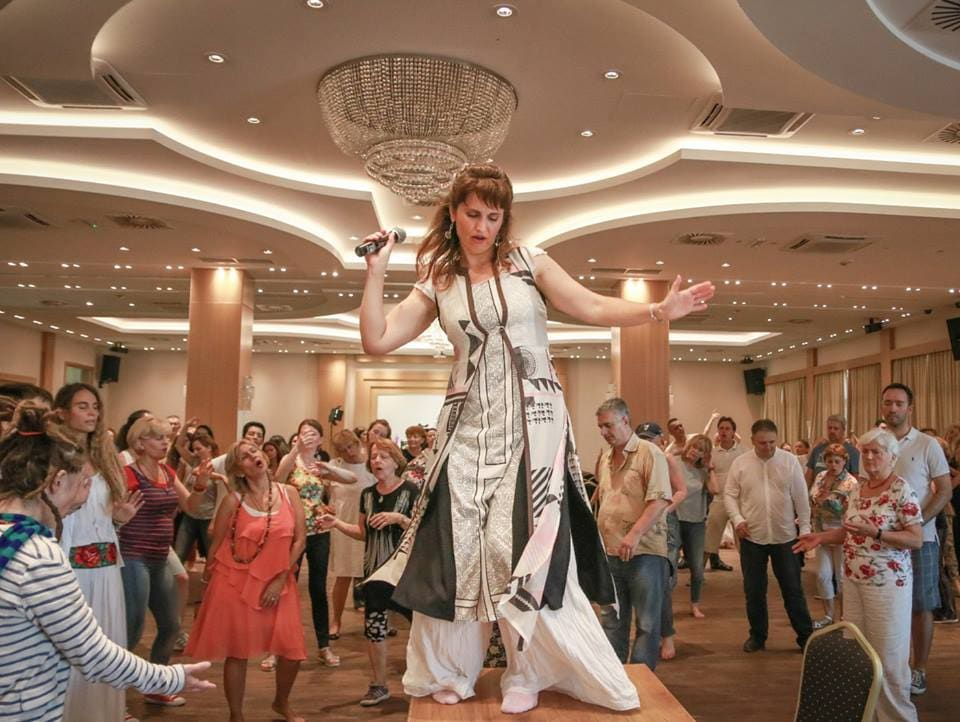 Conscious Dancing - Dance your way to Liberation