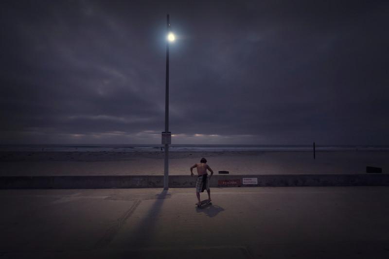 La Jolla Shores Boardwalk