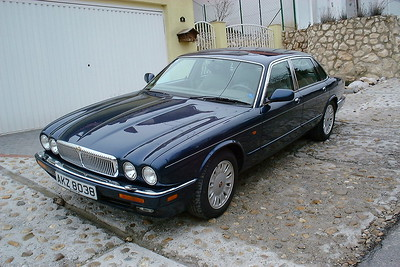 2000 Daimler Sovereign