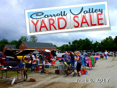 Yard Sale June 2015
