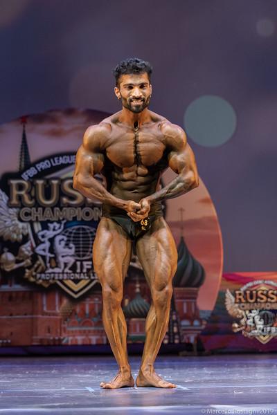 3rd Place 68 Yadav Vipin