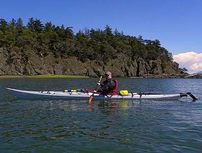 Goat Island Skagit Bay May 2010