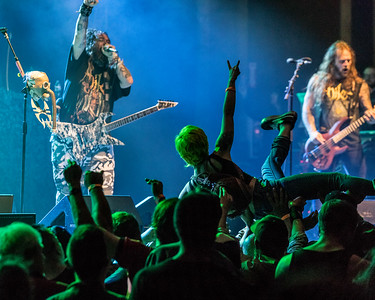 SOULFLY & NILE, Skinlab, May 16,2018