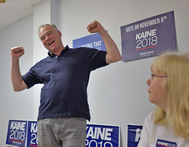 Senate Race Virginia