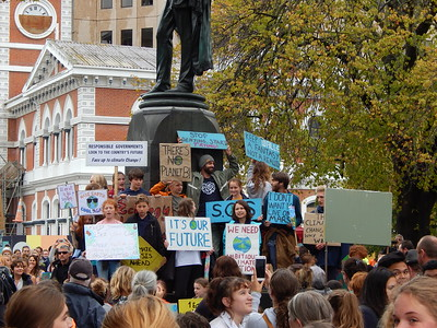 2019-03-15 School Strike for Climate (Christchurch)