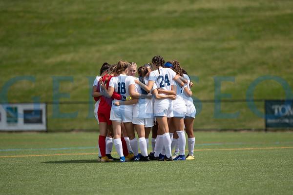 Women's Soccer vs. University of Rochester