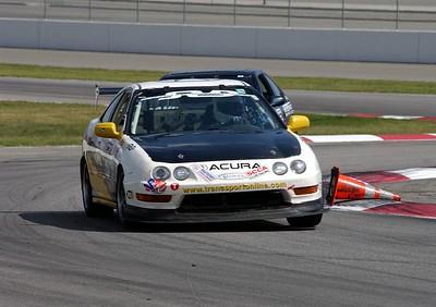TCRA (Touring Car Roadracing Association) California Speedway April 05