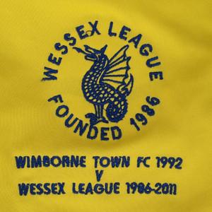 Sydenhams Wessex League Charity Match 27.2.2011