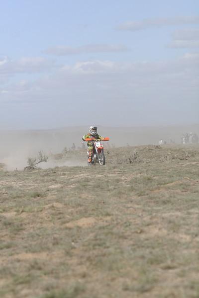 Mini Race - Orange Bikes