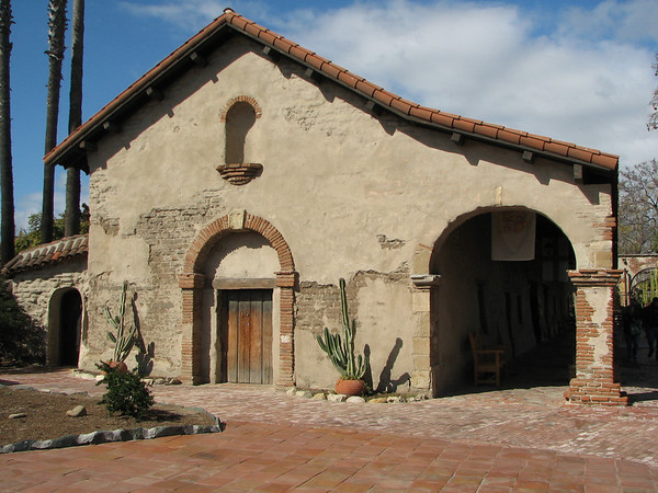 San Juan Capistrano, CA - San Juan Capistrano Mission