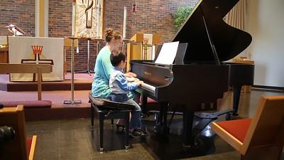 Sam's 3rd Piano Recital 042217
