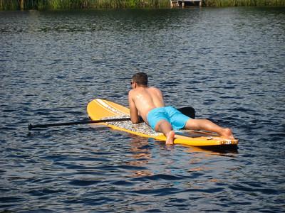 Paddleboarding (YOLO)