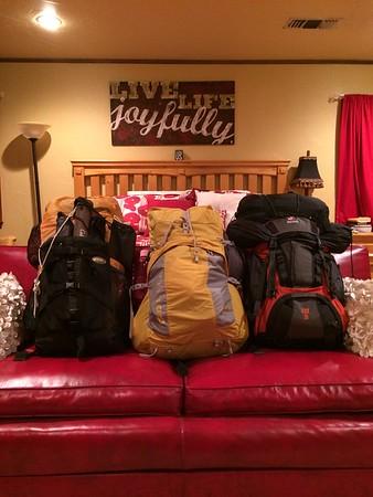 Cuchara Backpacking 2015