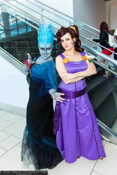 Denver Comic Con 2014 - Friday