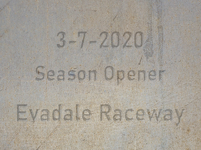 3-7-2020 Evadale Raceway 'Season Opener'