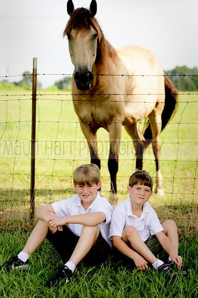 Matthew & Justin