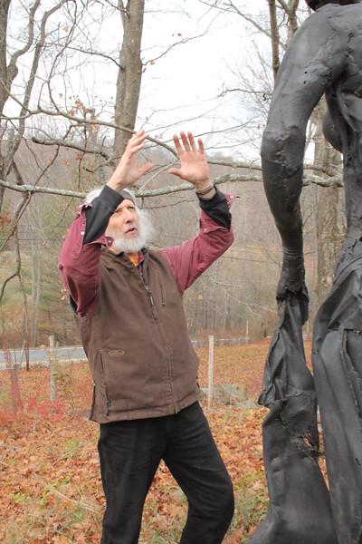 Jeffrey Sass, Sculpture
