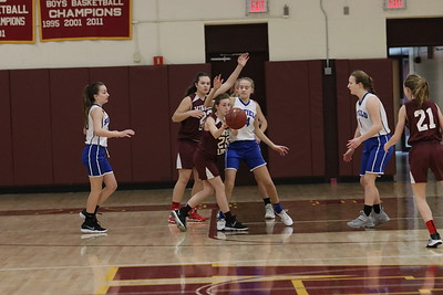 Windsor Locks vs Suffield, final game, March 3, 2018