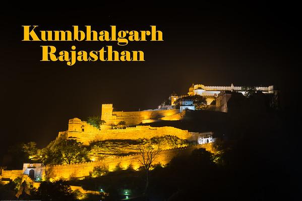India, Rajasthan, Kumbhalgarh