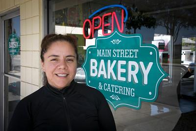 Main Street Bakery Luz Portraits 4-25-19