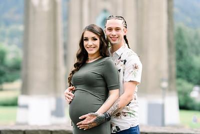 Wagner Maternity Shoot
