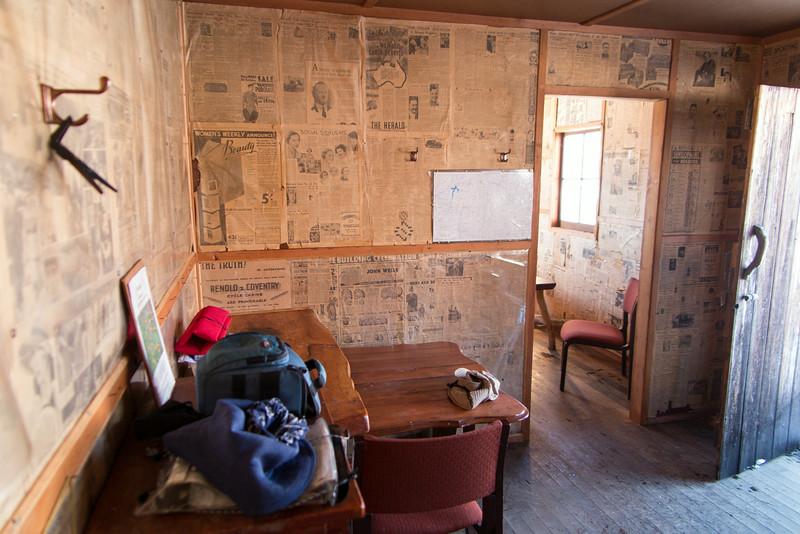 O'Keefe's Hut