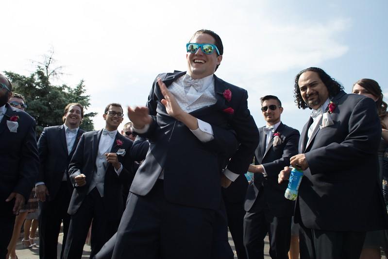 LeCapeWeddings Chicago Photographer - Renu and Ryan - Hilton Oakbrook Hills Indian Wedding -  478.jpg