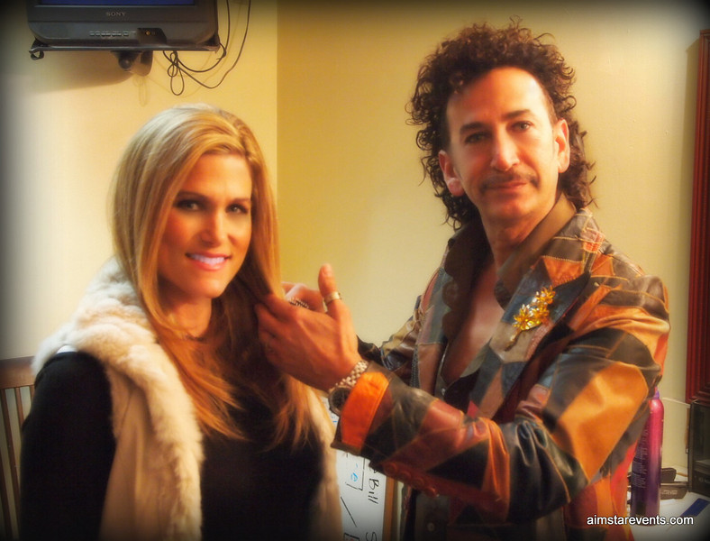 Amey & Marcus Hanish from Salon de Marcus (www.salondemarcus.com)